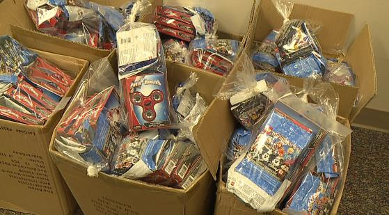 House of Hope Provides to Families with Donations from Toys for Tots, Good360, and Shiloh Ministry 2
